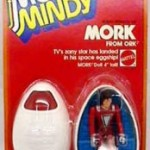 mork egg ship toy